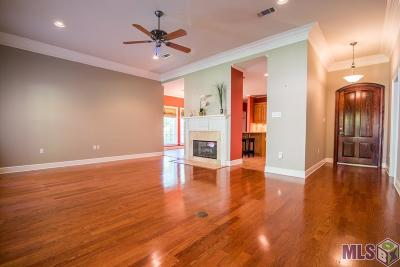 Prairieville Single Family Home For Sale: 17025 Abita Ave