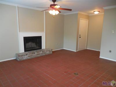 Baton Rouge Condo/Townhouse For Sale: 5223 Blair Ln #A