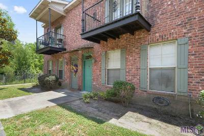 Baton Rouge Condo/Townhouse For Sale: 10600 Lakes Blvd #405