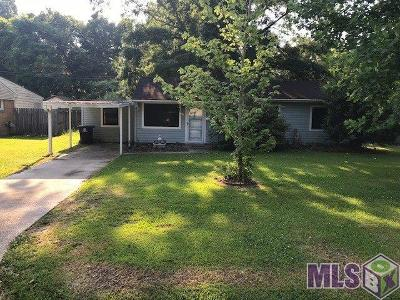 Baton Rouge Single Family Home For Sale: 778 Harvey Dr