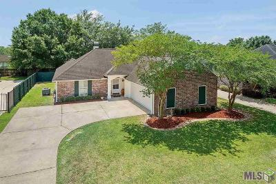 Prairieville Single Family Home For Sale: 36421 Manchac Crossing Ave