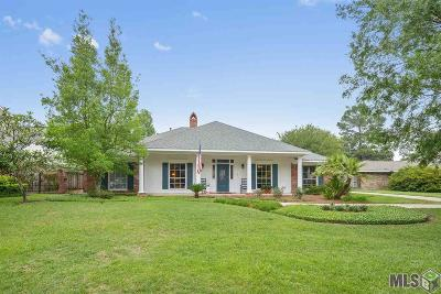 Baton Rouge Single Family Home For Sale: 222 W Shady Lake Pl