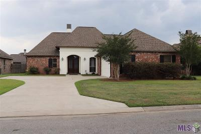 Prairieville Single Family Home For Sale: 39312 Oceanview Ave