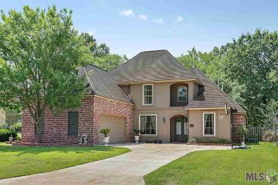Prairieville Single Family Home For Sale: 37245 Renaissance Dr
