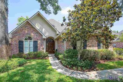 Prairieville Single Family Home For Sale: 36288 Bluffside Ave