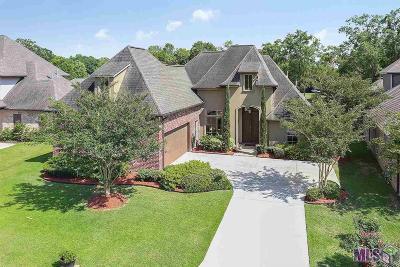 Prairieville Single Family Home For Sale: 37359 Amalfi Dr