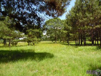 Zachary Residential Lots & Land For Sale: 9950 Munson Dr