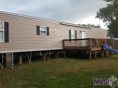 Denham Springs Single Family Home For Sale: 24882 Heritage Dr