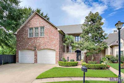 Baton Rouge Single Family Home For Sale: 4646 Carondelet Dr