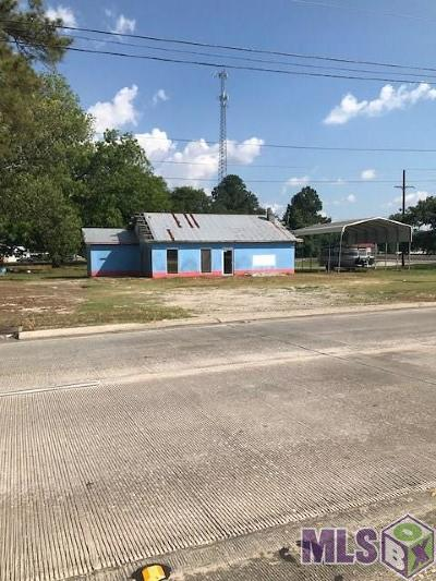 Plaquemine Commercial For Sale: 57985 Belleview Rd