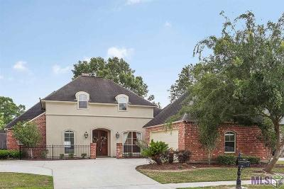 Baton Rouge Single Family Home For Sale: 8543 Grand View Dr