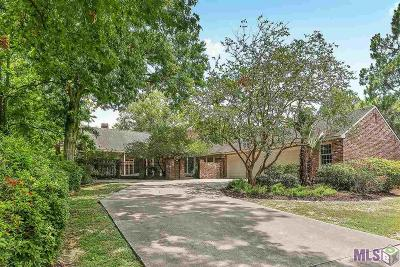 Baton Rouge Single Family Home For Sale: 838 Woodleigh Dr