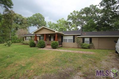 Prairieville Single Family Home For Sale: 16028 Joe Sevario Rd