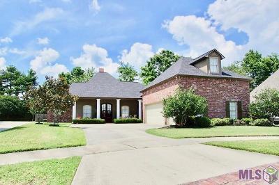 Prairieville Single Family Home For Sale: 36418 Lake Bend Ave