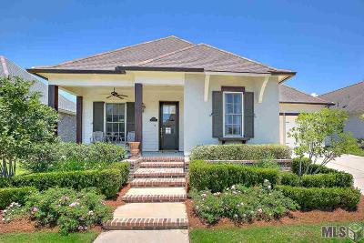 Baton Rouge Single Family Home For Sale: 15553 Columbia St