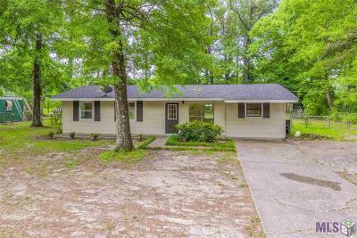 Baton Rouge LA Single Family Home For Sale: $131,000