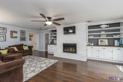 Baton Rouge Single Family Home For Sale: 17212 George Oneal Rd