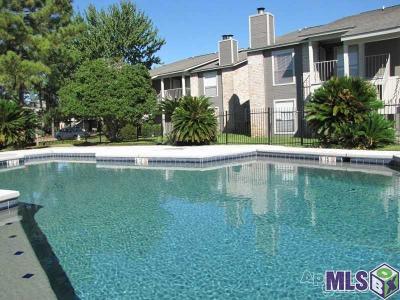 Baton Rouge LA Condo/Townhouse For Sale: $130,000