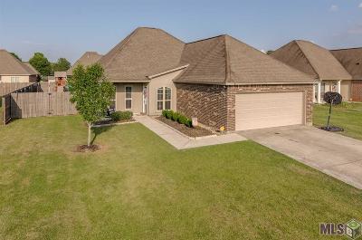 Prairieville Single Family Home For Sale: 16346 Keystone Blvd