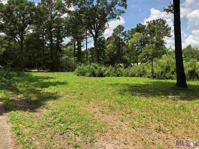 Prairieville Residential Lots & Land For Sale: 45061 Roux Rd