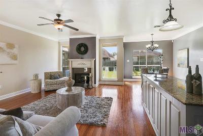 Denham Springs Single Family Home For Sale: 11436 Rossow Ct