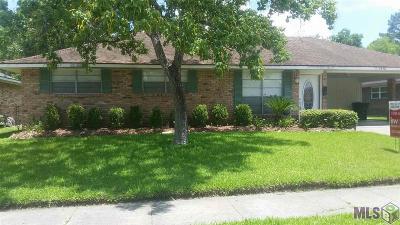 Baton Rouge Single Family Home For Sale: 5840 E Grand Ct