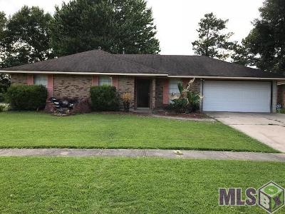 Baton Rouge Single Family Home For Sale: 3545 Fort Myers Ave