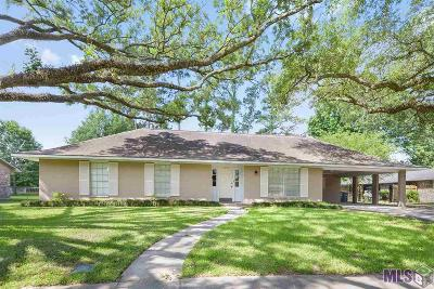 Baton Rouge Single Family Home For Sale: 4966 Sweetbriar St