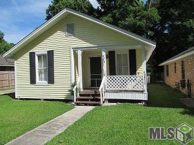 Baton Rouge Single Family Home For Sale: 8455 Barnett Dr