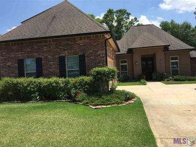 Baton Rouge Single Family Home For Sale: 16124 Magnolia Trace Pkwy