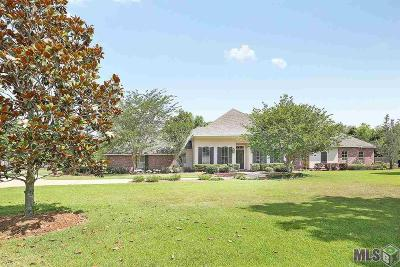 Zachary Single Family Home Contingent: 1217 Mills Pointe Dr