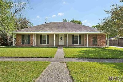 Baton Rouge Single Family Home For Sale: 5467 Hagerstown Dr