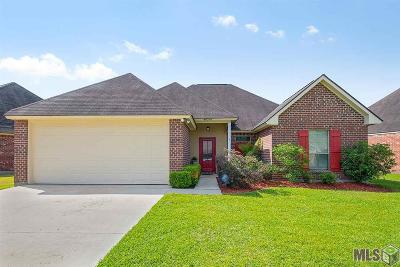 Gonzales Single Family Home For Sale: 40295 Creek Bend Dr