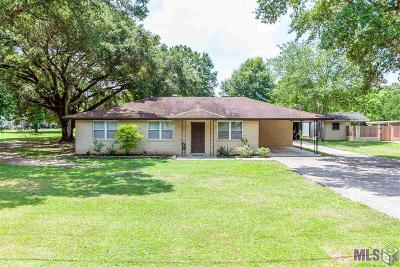 Gonzales Single Family Home For Sale: 42203 Weber City Rd