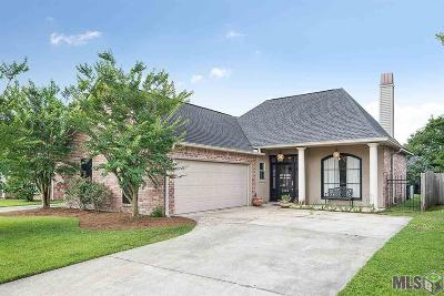 Baton Rouge Single Family Home For Sale: 2008 Hunters Trail Dr