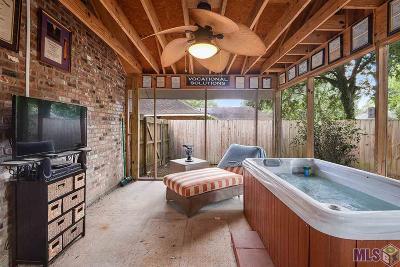 Baton Rouge LA Single Family Home For Sale: $265,000