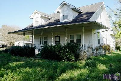 Gonzales Single Family Home For Sale: 8326 La Hwy 941