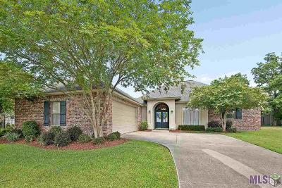 Baton Rouge Single Family Home For Sale: 4908 Legend Dr