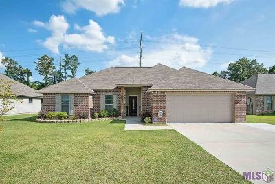 Denham Springs Single Family Home For Sale: 9190 Cypress Lake Dr