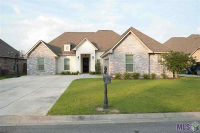 Gonzales Single Family Home For Sale: 13236 Crownridge Dr
