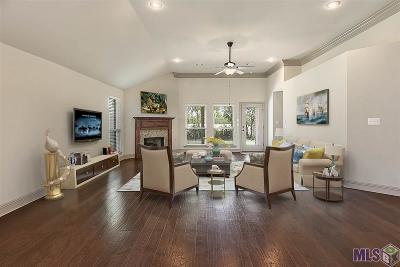 Baton Rouge LA Single Family Home For Sale: $260,000