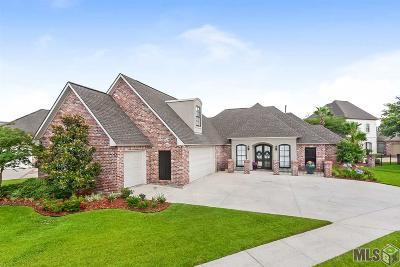 Prairieville Single Family Home For Sale: 36164 Beverly Hills Dr