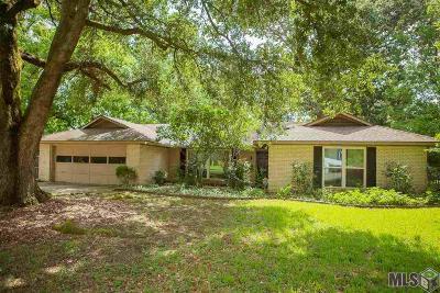 Baton Rouge LA Single Family Home For Sale: $177,500