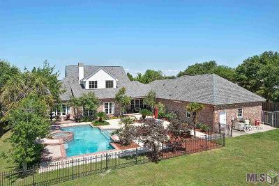 Baton Rouge LA Single Family Home For Sale: $900,000