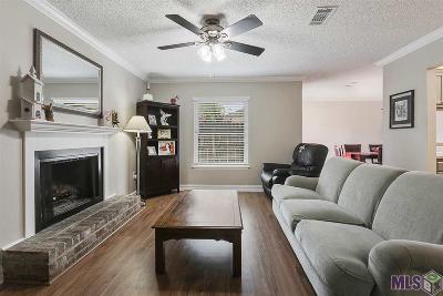 Baton Rouge LA Condo/Townhouse For Sale: $137,500