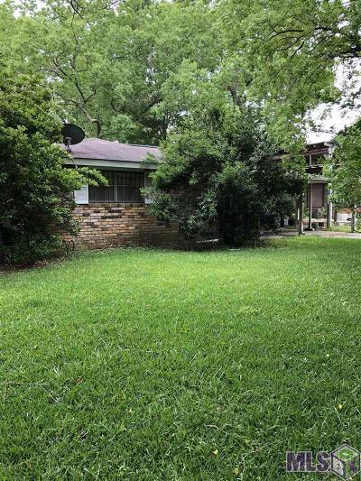 Denham Springs Single Family Home For Sale: 9312 Huntington Ave