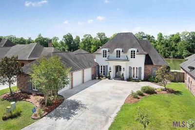 Maurepas Single Family Home For Sale: 21241 Waterfront East Dr