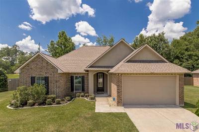 Prairieville Single Family Home For Sale: 42012 Majestic Hunter Ave