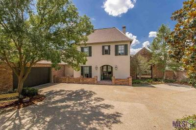 Baton Rouge Single Family Home For Sale: 13707 Earls Ct