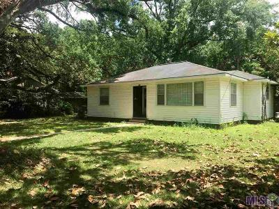 Denham Springs Single Family Home For Sale: 504 Cedar